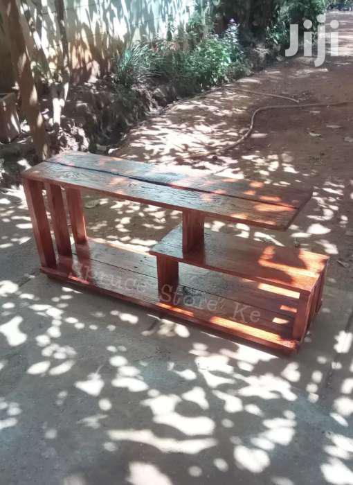 Simple Tv Stand | Furniture for sale in Roysambu, Nairobi, Kenya