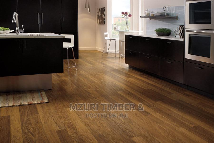 Mahogany Wooden Floor Tiles