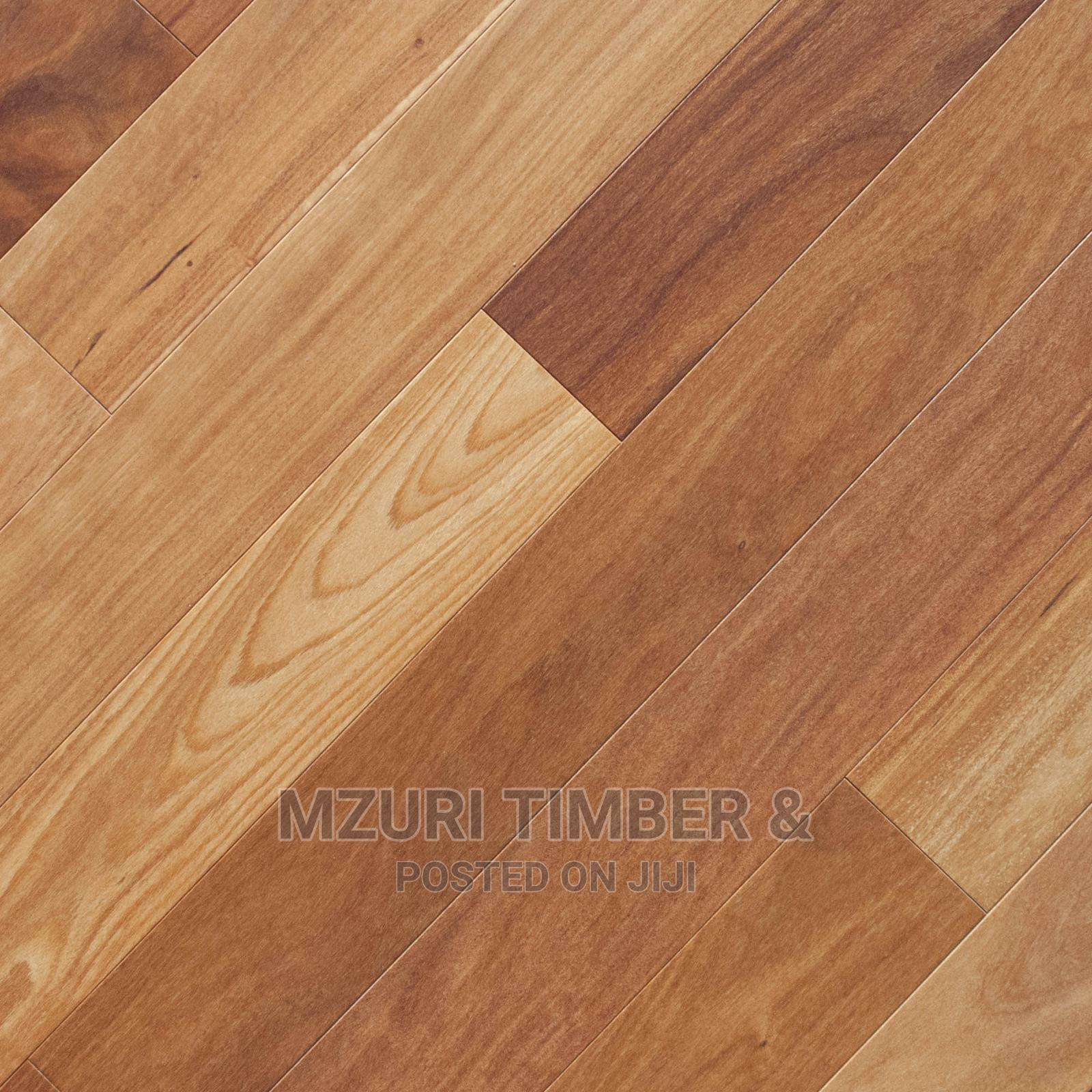 Mahogany Wooden Floor Tiles | Building Materials for sale in Ruiru, Kiambu, Kenya