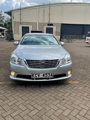 Toyota Crown 2012 Silver | Cars for sale in Nairobi, Lavington