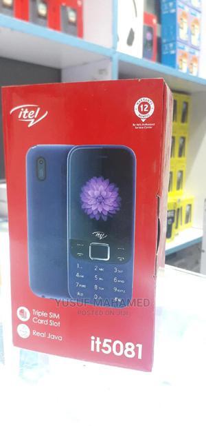 New Itel it5080 Black   Mobile Phones for sale in Nairobi, Nairobi Central