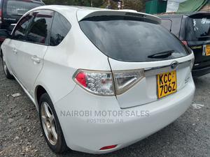 Subaru Impreza 2008 White   Cars for sale in Nairobi, Nairobi Central
