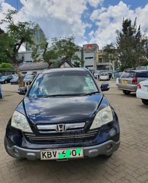Honda CR-V 2007 2.0i Automatic Black   Cars for sale in Nairobi, Kilimani
