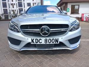 Mercedes-Benz C-Class 2014 Silver | Cars for sale in Nairobi, Langata