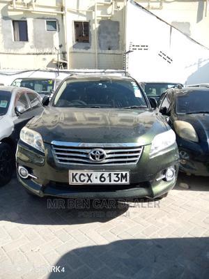 Toyota Vanguard 2013 Green | Cars for sale in Mombasa, Mombasa CBD
