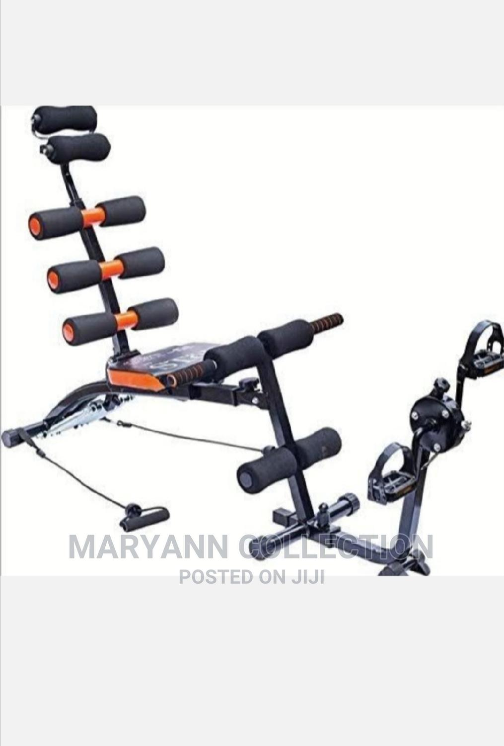 6 Pack Care Wondercore Exercise With Pedals