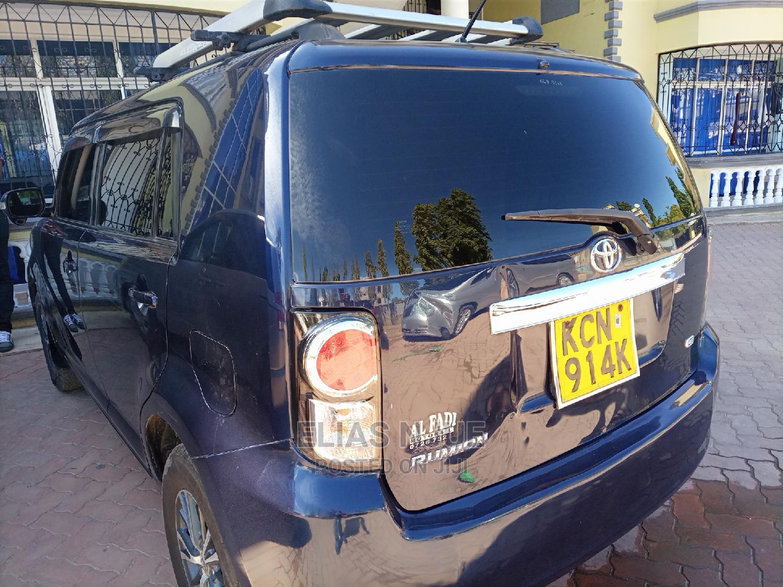 Toyota Corolla Rumion 2011 Blue   Cars for sale in Mombasa CBD, Mombasa, Kenya