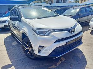Toyota RAV4 2017 White | Cars for sale in Mombasa, Tononoka