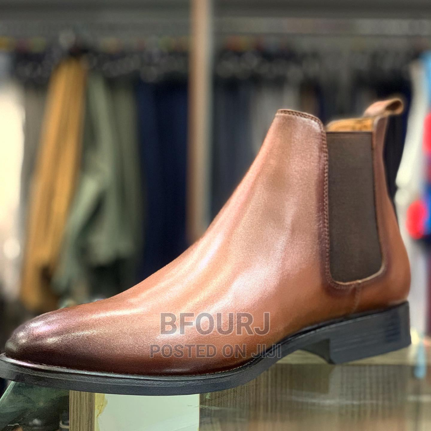Archive: Chelsea Boots