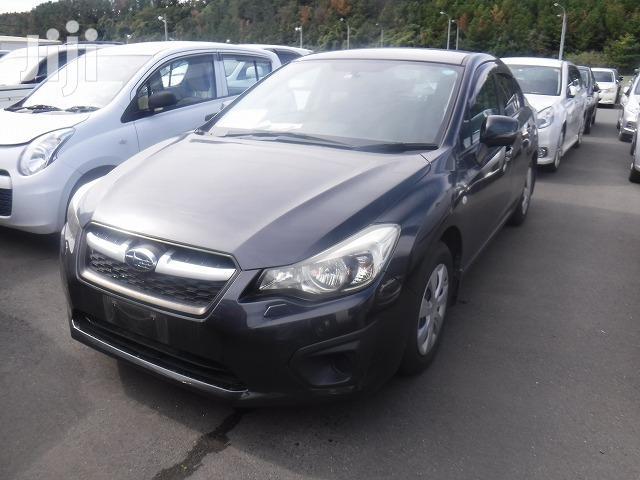 Subaru Impreza 2012 Gray
