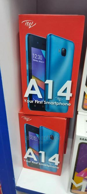 New Itel A14 8 GB Black | Mobile Phones for sale in Nairobi, Nairobi Central
