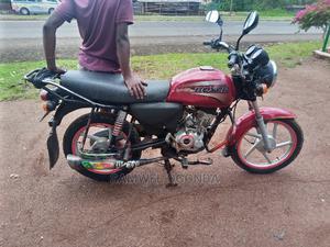 Bajaj Pulsar 150 2018 Red   Motorcycles & Scooters for sale in Kisumu, Kisumu West