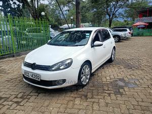 Volkswagen Golf 2010 1.2 TSI 5 Door White   Cars for sale in Nairobi, Ridgeways