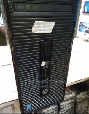 Desktop Computer HP 4GB Intel Core I3 HDD 500GB   Laptops & Computers for sale in Nairobi, Nairobi Central