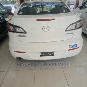 Mazda Axela 2013 White   Cars for sale in Mombasa, Mombasa CBD