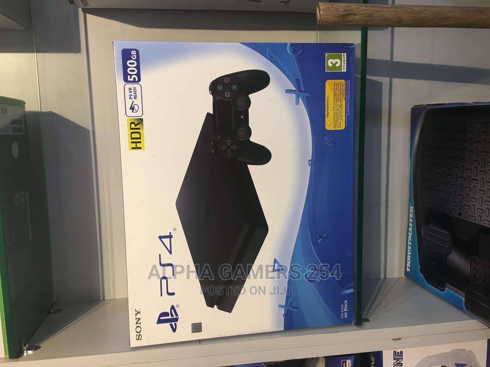 Archive: Sony Playstation 4 Slim (Brand New)