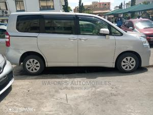 Toyota Noah 2013 Silver | Cars for sale in Mombasa, Tononoka