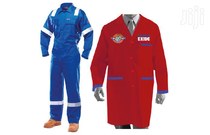 We Supply High Quality Branded Dust Coats