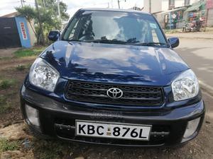 Toyota RAV4 2002 Blue   Cars for sale in Nairobi, Nairobi Central