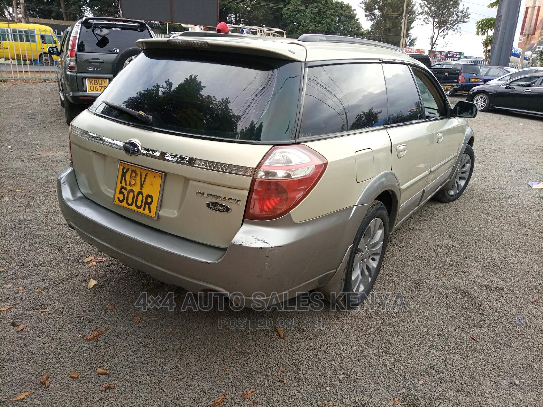 Subaru Outback 2006 Gold | Cars for sale in Nairobi Central, Nairobi, Kenya