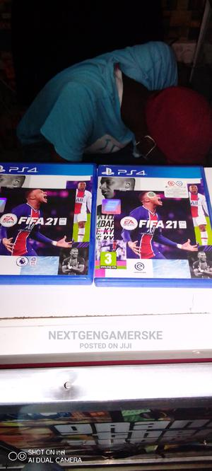 Pre Owned Fifa 21 for Sony Ps4/5 | Video Games for sale in Nairobi, Nairobi Central