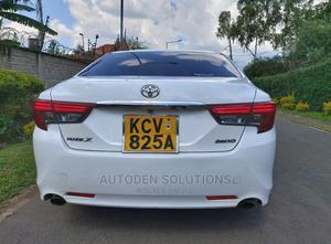 Toyota Mark X 2011 White   Cars for sale in Nairobi, Karen
