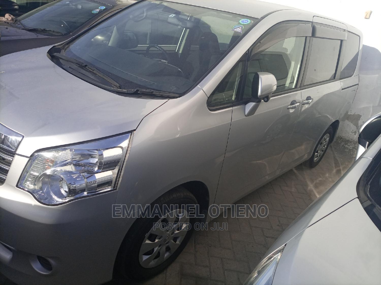 Toyota Noah 2013 Silver | Cars for sale in Mombasa CBD, Mombasa, Kenya