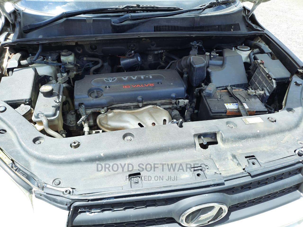 Archive: Toyota RAV4 2009 4x4 White