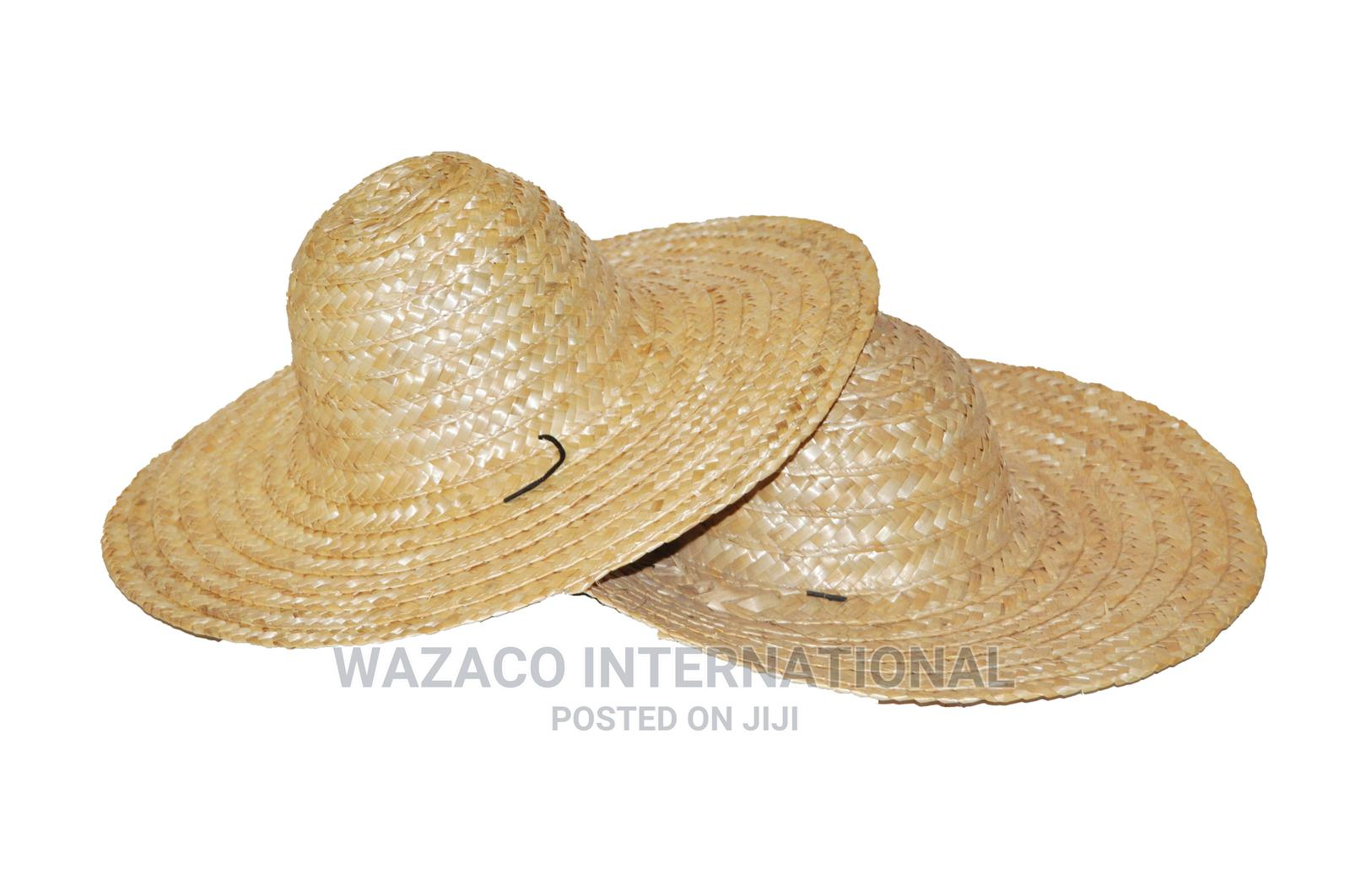 Chines Straw Hats Available