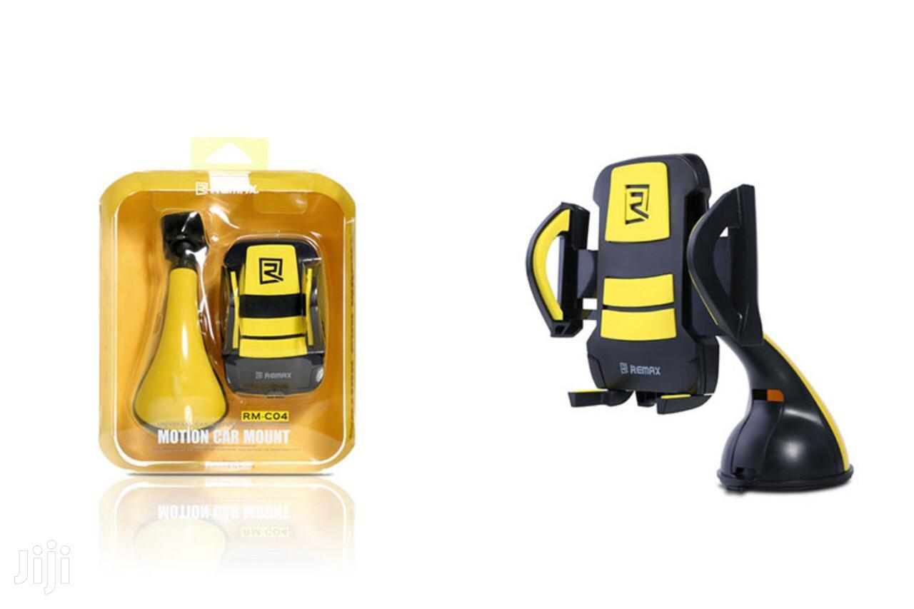 REMAX Car and Desktop Phone Holder Model RM-C04   Accessories for Mobile Phones & Tablets for sale in Tudor, Mombasa, Kenya