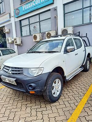 Mitsubishi L200 2014 White   Cars for sale in Nairobi, Parklands/Highridge