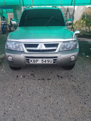 Mitsubishi Pajero 2005 Silver   Cars for sale in Nairobi, Nairobi Central