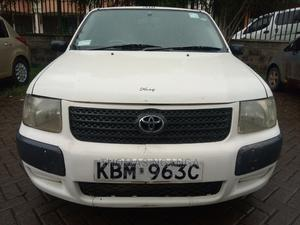 Toyota Succeed 2005 White   Cars for sale in Nairobi, Nairobi Central