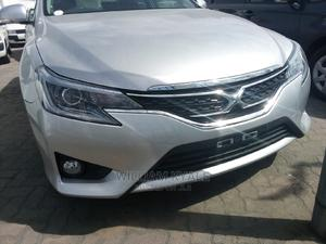 Toyota Mark X 2014 Silver | Cars for sale in Mombasa, Ganjoni