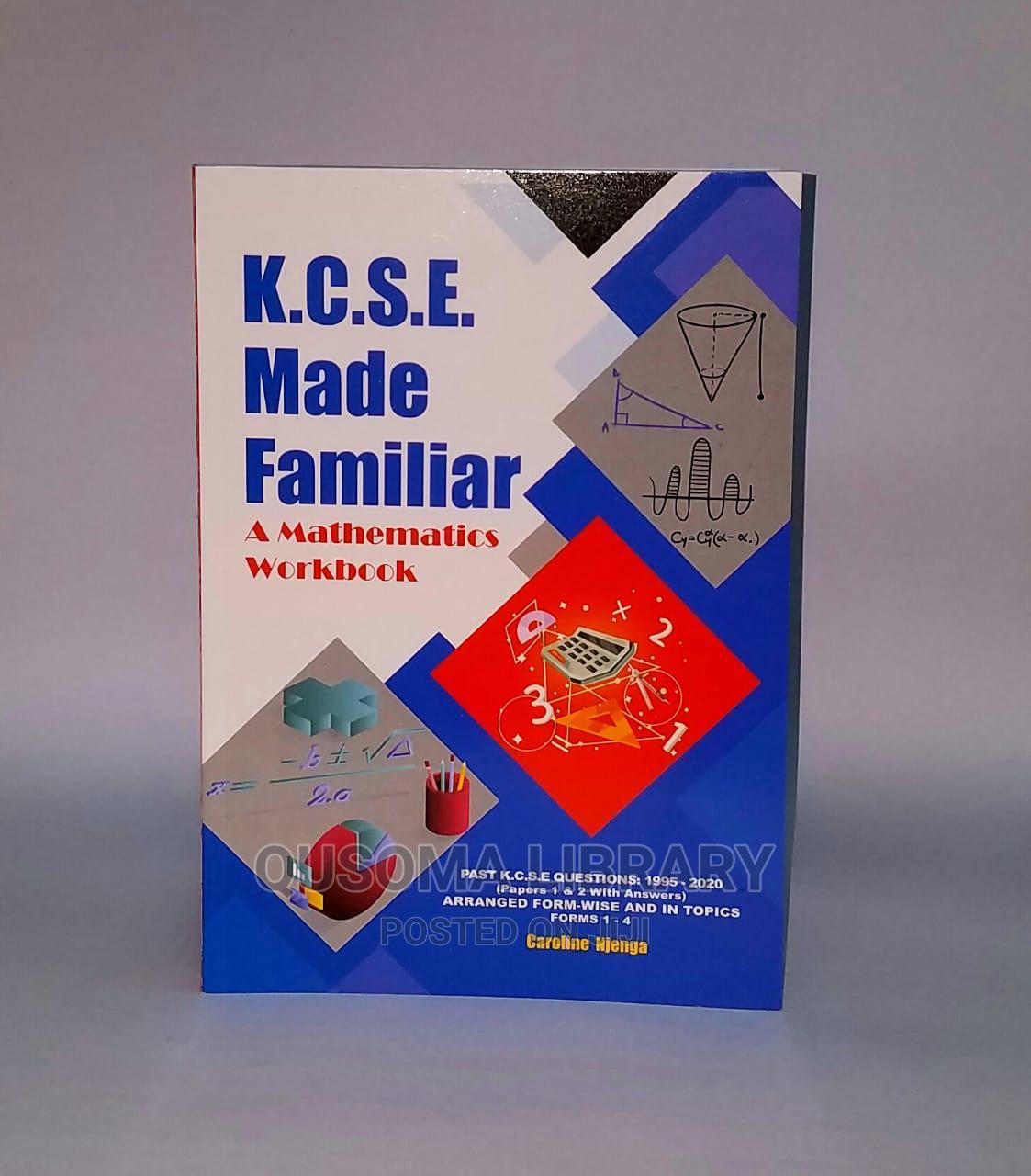 KCSE Made Familiar-Caroline Njenga