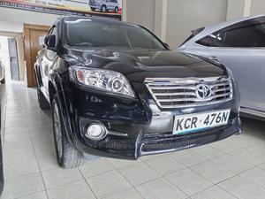 Toyota Vanguard 2012 Black | Cars for sale in Mombasa, Ganjoni
