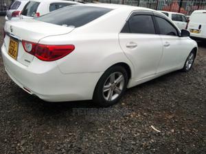Toyota Mark X 2011 White | Cars for sale in Kiambu, Kiambu / Kiambu