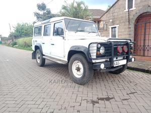 Land Rover Defender 1993 White | Cars for sale in Nairobi, Karen