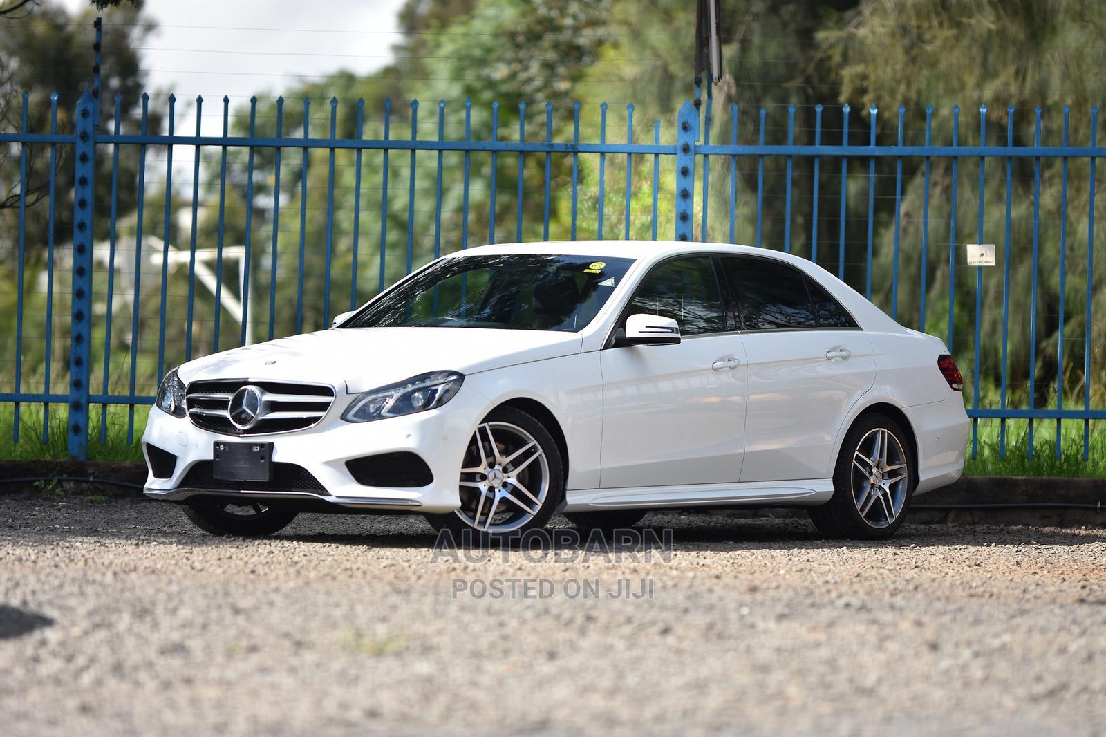 Mercedes-Benz E250 2014 White | Cars for sale in Kilimani, Nairobi, Kenya