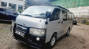 Toyota Hiace 2013 Silver | Buses & Microbuses for sale in Nairobi, Kileleshwa