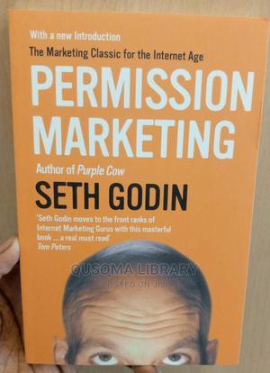 Permission Marketing-   Seth Godin | Books & Games for sale in Kiambu, Kiambu / Kiambu