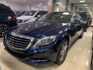 Mercedes-Benz S Class 2014 Blue   Cars for sale in Nairobi, Nairobi West