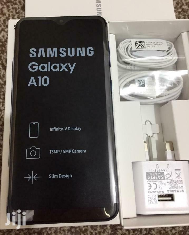 New Samsung Galaxy A10 32 GB Blue | Mobile Phones for sale in Nairobi Central, Nairobi, Kenya