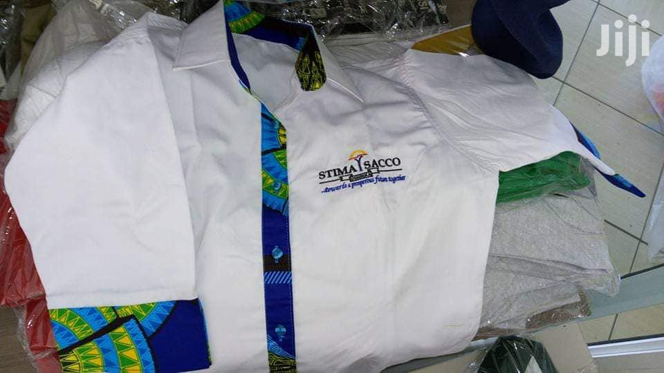 Branded Corporate Shirts/Uniforms