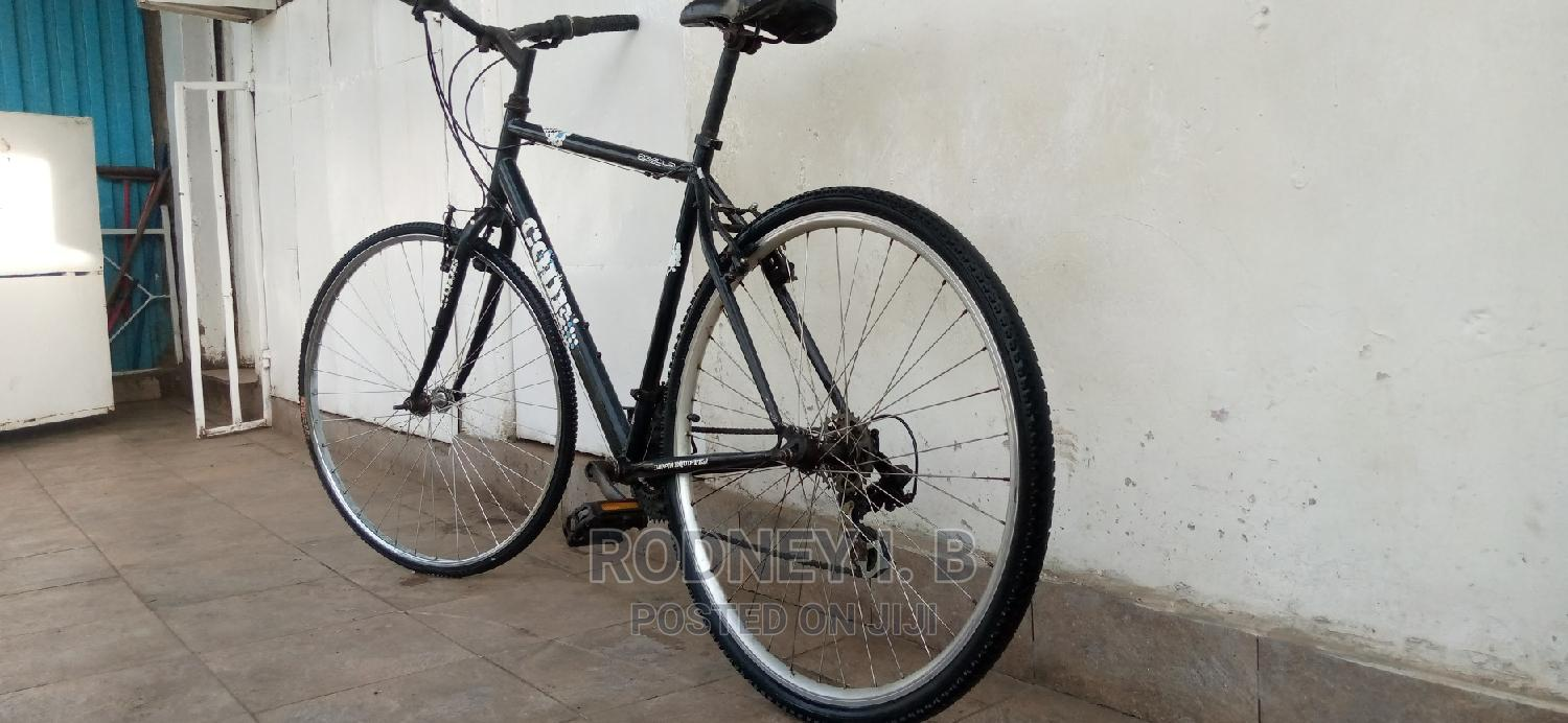 Archive: Apollo Code Hybrid Bike Size 28 With 700c Tires