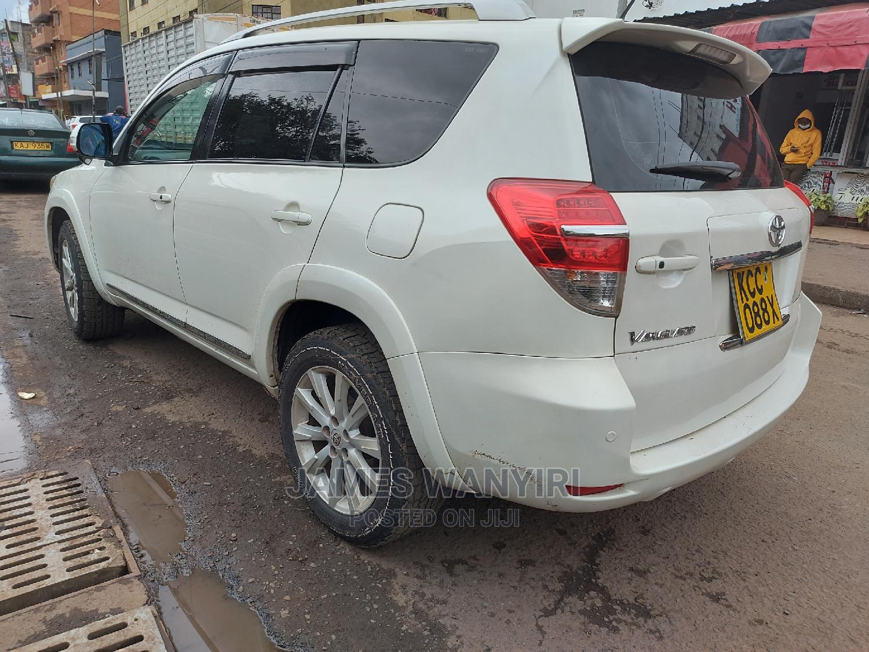 Toyota Vanguard 2010 White   Cars for sale in Nairobi Central, Nairobi, Kenya