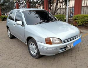 Toyota Starlet 1996 Silver   Cars for sale in Nairobi, Parklands/Highridge