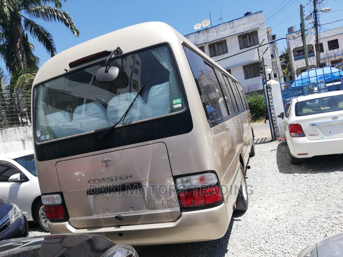 Toyota Coaster 2014 Beige | Buses & Microbuses for sale in Mombasa CBD, Mombasa, Kenya