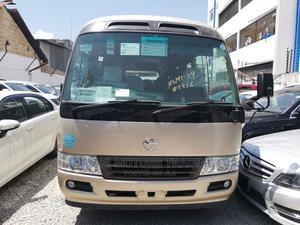 Toyota Coaster 2014 Beige | Buses & Microbuses for sale in Mombasa, Mombasa CBD