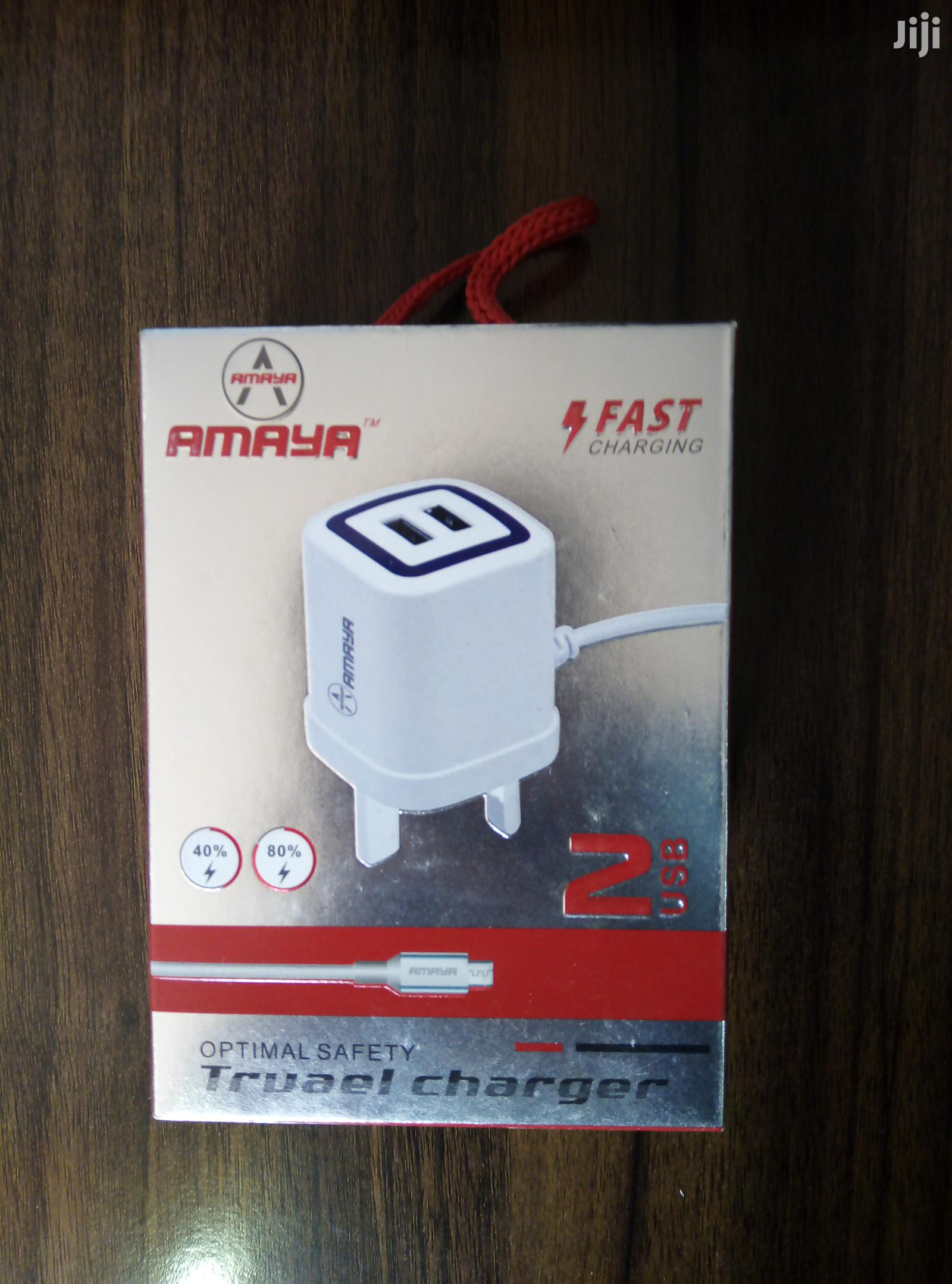 Archive: Amaya Travel Charger